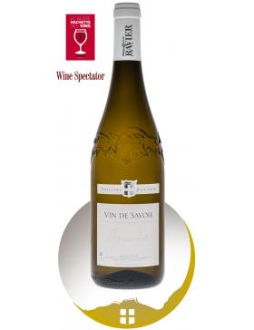 Bouteille vin blanc cru Apremont de la gamme domaine