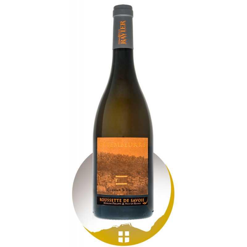 Bouteille vin blanc Roussette de Savoie de la gamme Empreinte de Vigneron